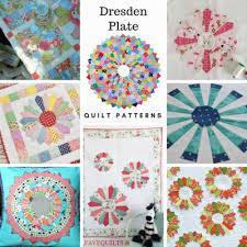 12 Dresden Plate Quilt Patterns   FaveQuilts.com & Dresden Plate Quilt Patterns Adamdwight.com