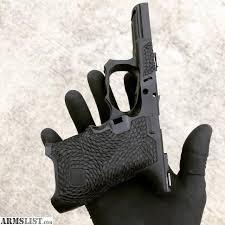 glock 19 17 custom frames