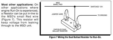 ballast resistor wiring diagram the wiring diagram bypass ballast resistor wiring diagram nilza wiring diagram