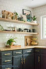18 Best Open Kitchen Shelf Ideas And Designs For 2021