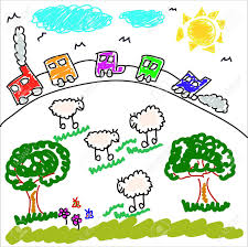 Small Picture Children S Drawing Stock Photos Pictures Royalty Free Children