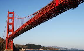 Resultado de imagem para ponte golden gate