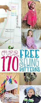free sewing patterns perfect for beginners there are a wide variety of patterns sizes baby