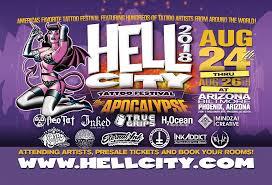 Hell City Tattoo Festival