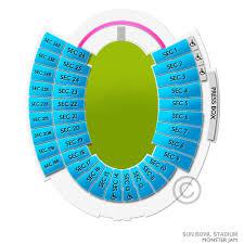 Sun Bowl Stadium Seating Chart Monster Jam In El Paso Tickets 3 7 2020 7 00 Pm Vivid Seats