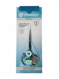 <b>B112 S SH Ножницы</b> д/ногт ручная заточка <b>ZINGER</b>
