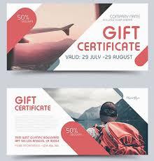 51 Premium Free Psd Professional Gift Certificates