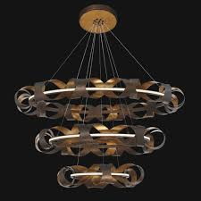 s chandeliers and lights odeon crystal glass fringe 3 tier chandelier chandeliers lighting