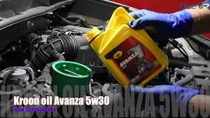 Engine Oil Service Toyota Rav4 2.2 D-4D - YouTube