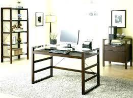 corner desk glass glass home office desks small glass top desk breathtaking glass home office desk