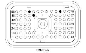 cat pin ecm wiring diagram cat image wiring diagram cat 70 pin ecm wiring diagram cat auto wiring diagram schematic on cat 70 pin ecm