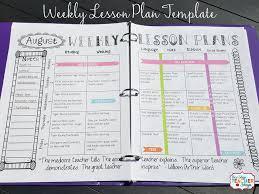 Teacher Binder Templates Put Together The Perfect Teacher Binder For Better Classroom