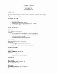 Resume Templates Canada Free Brilliant Ideas Of Canadian Resume Sample Epic Free Resume Templates 11