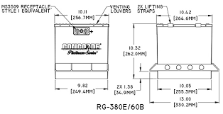 boeing 737 800 24 volt aircraft battery info the rg 380e 60b concorde aircraft battery is certified for the boeing 737