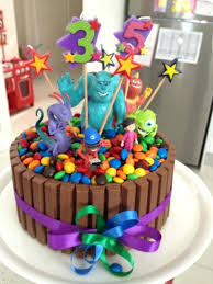 Easy Cake Decorating Ideas For Kids Image Of Simple Cake Decor Easy