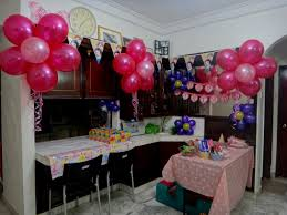 simple decoration ideas for party decorating of party