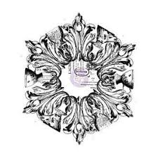 Iron Orchid Designs Iron Orchid Designs Decor Transfer Rub Ons Medallion16in X16in