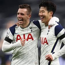 Uefa champions league quarter final. Tottenham 2 0 Manchester City Premier League As It Happened Football The Guardian