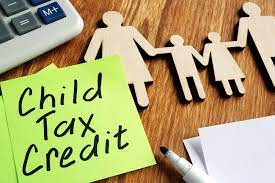 Families receiving monthly Child Tax ...