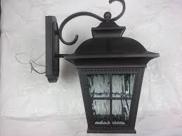 altair al 2165 outdoor wall fixture energy saving led lantern altair lighting black 57 o full