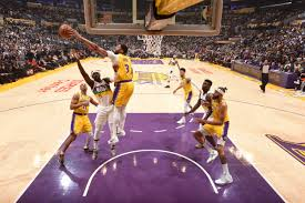 Photos: Lakers vs Pelicans (02/25/2020)