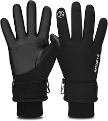 Outdoor Sports <b>Waterproof Touch Screen</b> Glove Cycling Camping ...