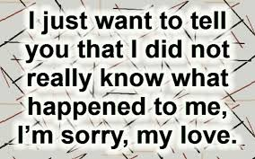Top 40 Sorry Quotes For Him Lovequotesmessages Adorable Im Sorry Love Quotes
