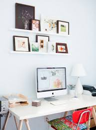 Home Office Designs: Office Frame Display - Workspace