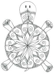 Mandalas For Kids Easy Mandala Coloring Page Children Pages