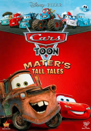 car toons mater.  Mater Cars Toon Materu0027s Tall Tales DVD  Front_Standard To Car Toons Mater T