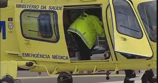 Duas crianças feridas com gravidade em acidente em Vila do Bispo