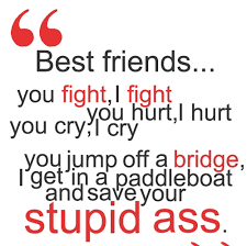 Best Friends Quotes That Make You Cry Unique 48 Funny Friendship Quotes And Sayings With Images