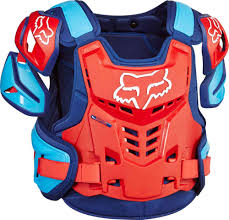 Fox Airframe Size Chart Fox Racing Raptor Chest Protector