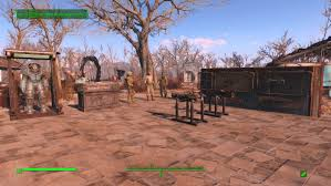 Power Armor Display Stand Fallout 100 Contraptions How To Display Armor Weapons 24