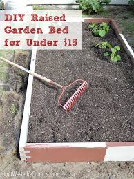 how to make a raised garden bed cheap. Wonderful Cheap 5 DIY Raised Bed Gardening Projects On How To Make A Garden Cheap N