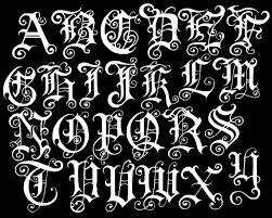 cool writing font google search hiding and masquerade within cool gangster letters