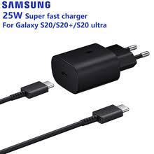 <b>Samsung</b> Оригинал 25 Вт быстрое <b>зарядное устройство</b> для ...