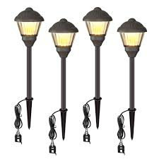 Low Voltage Lights Not Working Volisun Low Voltage Landscape Lights Electric 12v Waterproof Outdoor Lights Warm White Led Yard Light Decor Garden Led Pathway Lighting For Lawn