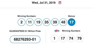 Lottery ticket worth $500,000 sold in Kamloops   Kamloops This Week