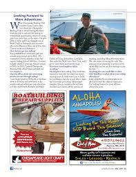 Chesapeake Light Craft Facebook Spinsheet Magazine May 2015 By Spinsheet Publishing Company