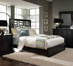 The Broyhill Perspectives 4444 Panel Bedroom Set Is A Unique Grouping, With  Sleek, Streamlined Styling And Simple Geometric Silhouettes.