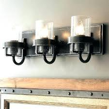 industrial bathroom lighting. Industrial Bathroom Lighting Elegant Vanity 4 Light Fixture Fixtures Black Bathro . Mirror
