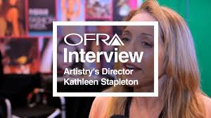 cosmix of makeup artistry s director kathleen stapleton speaks about ofra