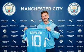 Jack Grealish becomes most expensive ...