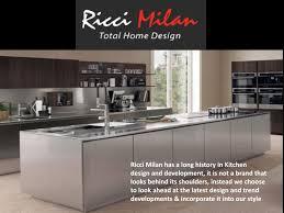 Ricci Kitchen Design Considerations For Modern Kitchen Design In Dubai By