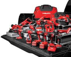 hilti cordless tools. the hilti 18 volt ulitmate sweepstakes cordless tools l