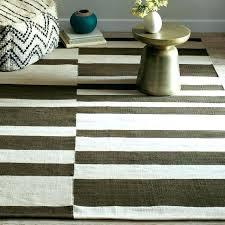wool striped rug offset stripe special order week delivery west elm red ikea runner orde