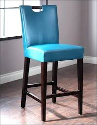 Light Blue Bar Stools Kitchen Stool With Backs Swivel  Turquoise  Blue Leather Bar Stools U70