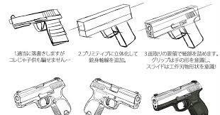 銃の描き方のコツ持ち方12選 アクションシーンの武器と手 Pixivision