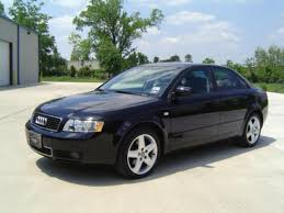 Audi A4 1.8 2002 Technical specifications | Interior and Exterior ...